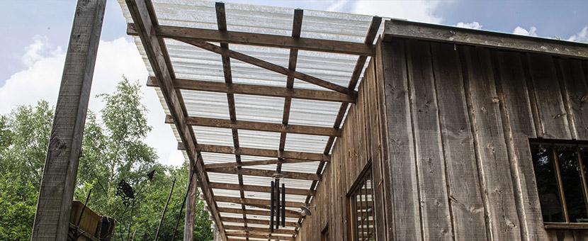 Autrement Bois Constrution, Aménagement extérieur en bois