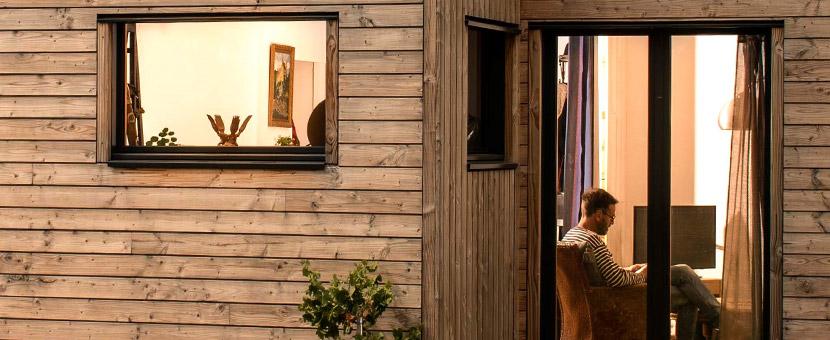 Autrement Bois Constrution, Rénovation isolation par l'extérieur en bois