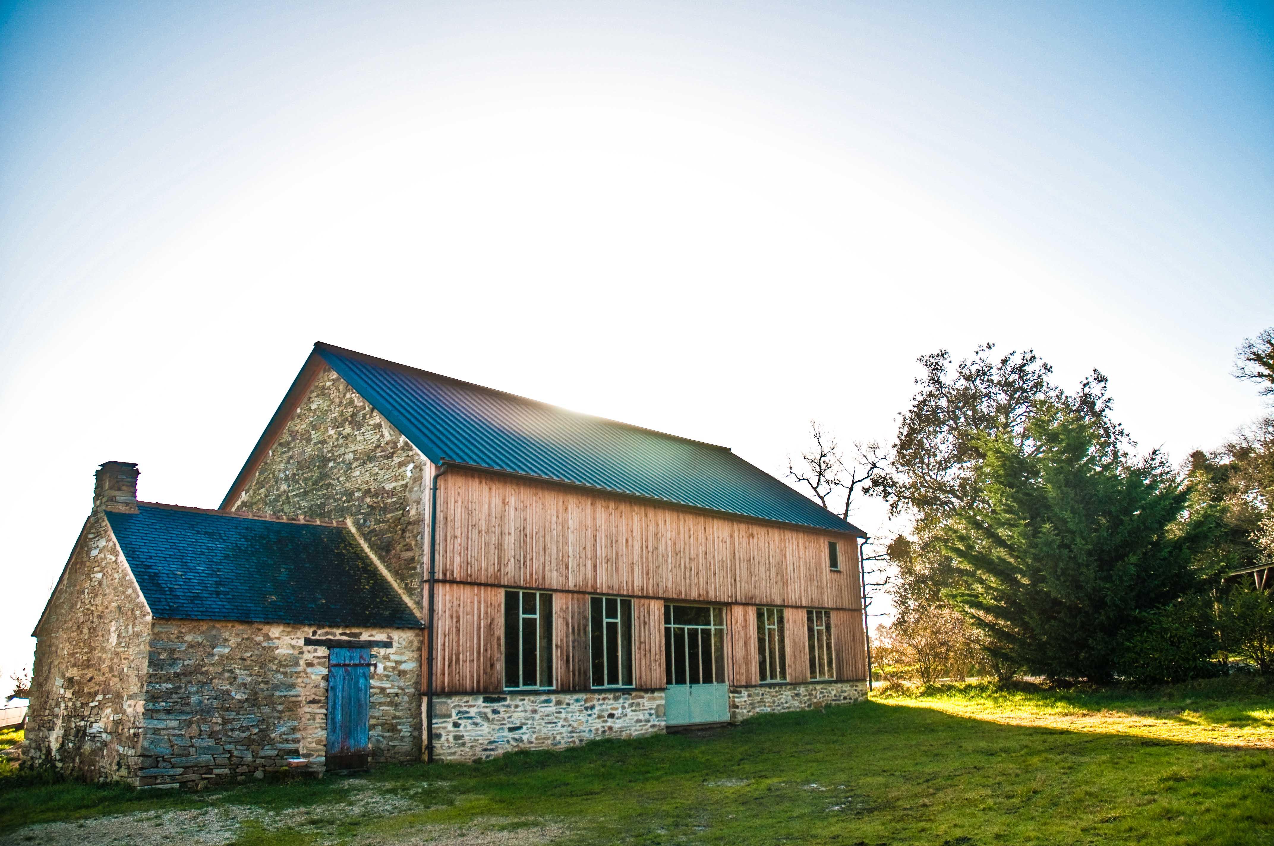 Rénovation à Saint-Dolay