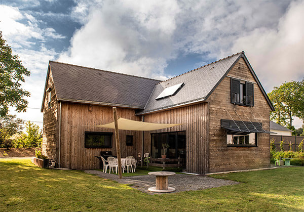 maison en bois morbihan construction maison passive bois bretagne pays de la loire